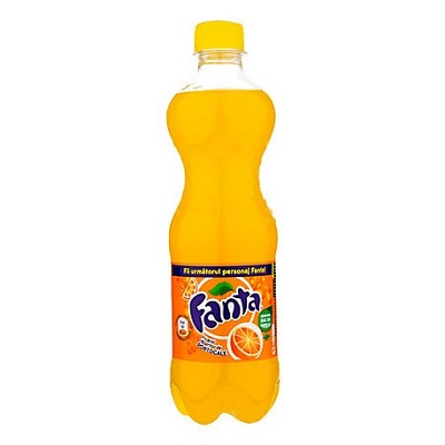 Fanta Orange 500 ml