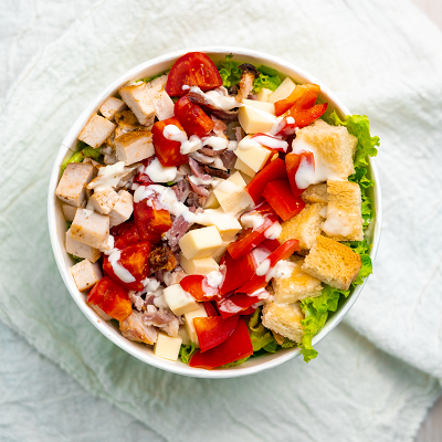 Wrap Foods saláta